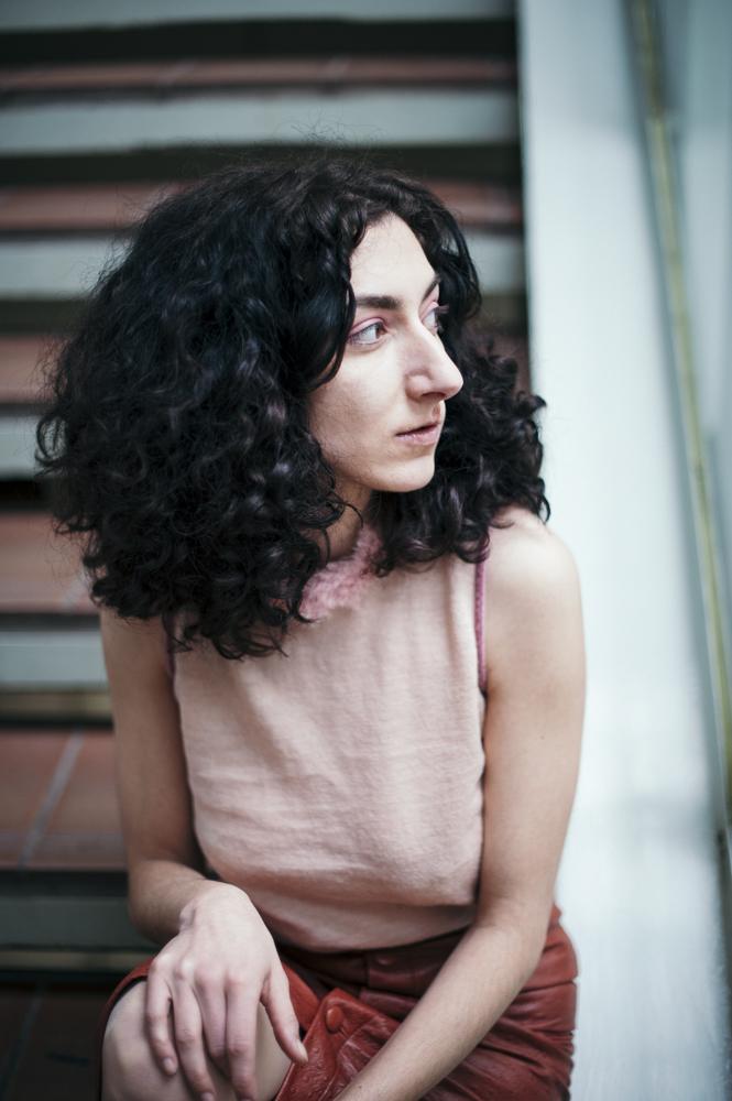 Katharina Pflug portrait // apparel